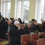 Депутаты раскритиковали программу экономического и социального развития Шосткищины на 2013-й год
