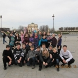 «Сюрприз» побывал в Польше и Франции