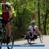 Дмитро Васильцов – один із лідерів Всесвітнього забігу «Wings for Life World Run»