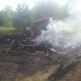 На Сумщині правоохоронцям довелося відкрити вогонь, аби зупинити порушника