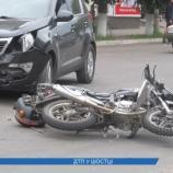 Збили мотоцикліста