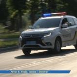 Поліціянти отримали «Mitsubishi Outlander»