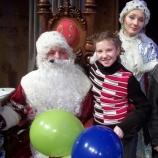 Дед Мороз ответил на письмо девочки из Шостки и пригласил ее на елку