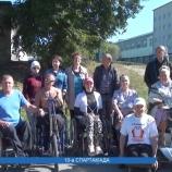 Стартувала 10-а спартакіада серед людей з обмеженими фізичними можливостями