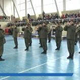 Відбувся міський конкурс «Нумо хлопці», присвячений 26 річниці Збройних сил України