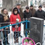 Жителі селища Вороніж схилили голови перед тими, хто проливав кров заради мир