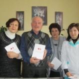 В свет вышла книга о людях Красного Креста Шостки