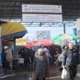 На «Шосткинском рынке»  Сумского облпотребсоюза  начали наводить порядок