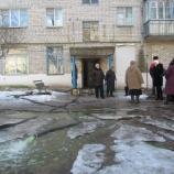 Из-за потопа в подвале жители дома № 5 по ул. Рабочей два дня просидели без света и отопления