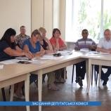 Засідання депутатської комісії
