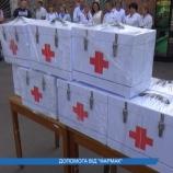 Шосткинські медики отримали сучасні санітарні сумки