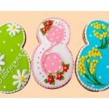 Шосткинский хлебокомбинат готовит подарки к женскому празднику