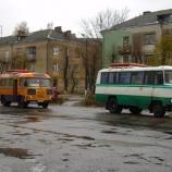 ГРАФІК руху автобусів по перевезенню пасажирів до садово-городніх масивів та пільгової категорії громадян по місту Шостка