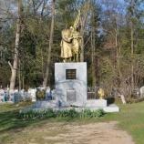 Игорь Молоток приглашает шосткинцев навести порядок на памятных местах боевой славы