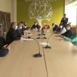 В офісі громад обговорили тему озелення Шостки