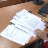 Напередодні проведення чергової сесії міськради у Шосткинському міськвиконкомі відбулося засідання депутатських комісій