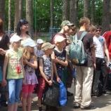 Центр социальных служб старается разнообразить досуг детей в летних лагерях
