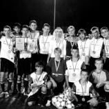 Команда школы № 5 –  бронзовый призер Кубка школьного футбола Сумщины–2013  «Дети - будущее Украины»