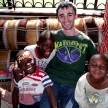 Шосткинец Андрей Голуб почти полгода работал волонтером в африканской стране Кении