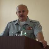 Главный милиционер области встретился с общественностью Шосткинщины