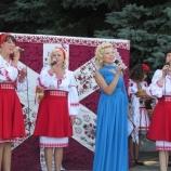 На Родине Кожедуба и Бочека отметили День села