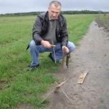 Осторожно, на поле «ежи»: поехали за грибами, а вернулись…  без колес и в больницу
