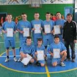 Шосткинские волейболисты завоевали «бронзу»