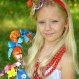Конкурс `Дюймовочка - 2018` - №6 - Марія Хрестікова
