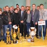Победителем заводской спартакиады «Импульса»  стала команда ремонтно-строительного цеха