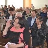 На сессии городского совета депутаты  пересматривали бюджет,  решали земельные  вопросы и слушали мнение коллеги  о нашумевшем назначении