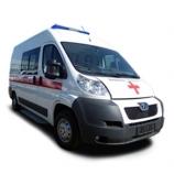 Шостка получила современный автомобиль «скорой помощи»