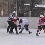 10 січня стартував Чемпіонат області по хокею з шайбою!