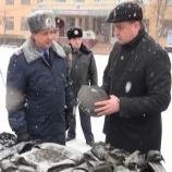 Губернатор Сумщини відвідав в/ч 3022