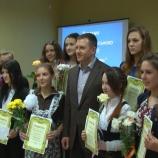 Юні таланти відзначені преміями народного депутата України Ігоря Молотка